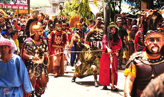 Pinoy Holy Week traditions: Penance and Festivities