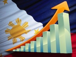 Philippine economy growing