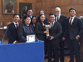 UP Law victory at Oxford UK Moot Court is PHL 1st win