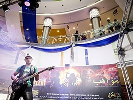 Guitarist Jojo Francisco wins UAE's Got Talent