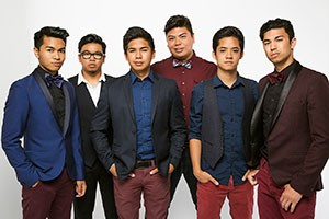 Pinoy boy band takes spotlight in Hollywood movie