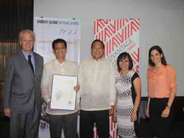 UP Los Banos' Bell and  Bottle wins Energy Globe Award
