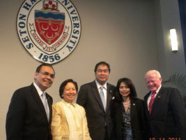 Filipino immigrants honored by Carnegie New York