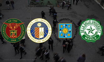 4 PH schools in QS Top Universities Rankings