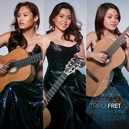 Triple Fret Filipina guitarists win Japan guitar fest