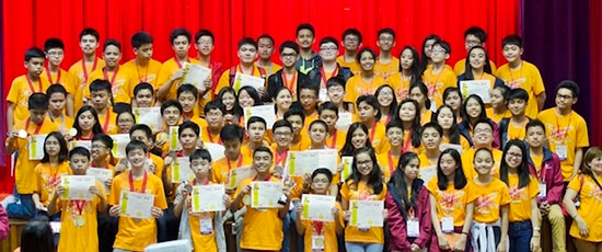 Pinoy mathletes bag 12 golds, 138 medals in Hong Kong