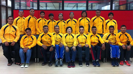PHL Dragon Boat team bag 4 golds in Canada Worlds