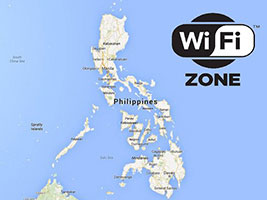 Free WiFi for 99% of the Philippines by 2016