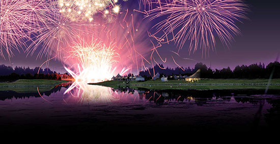 PHL sweeps Calgary fireworks festival in Canada