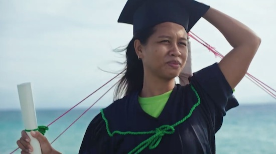 Mark Zuckerberg's Internet.org honors Filipina grad