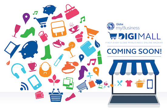 Digimall bazaar presents Filipino Shopify merchants