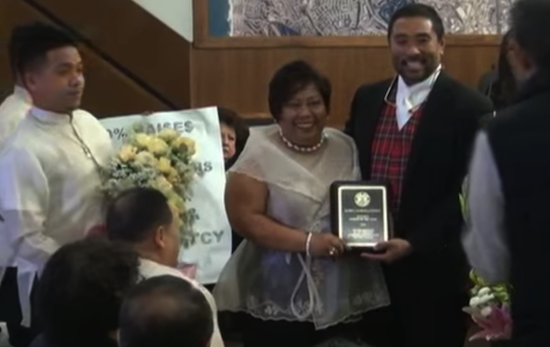 Filipinas receive Daly City annual highest honors