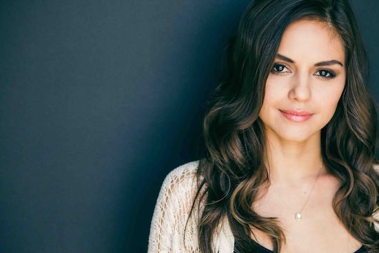 Fil-Am Leslie-Anne Huff stars in The Vampire Diaries