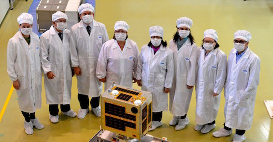 Diwata Philippine-made satellite ready for launch