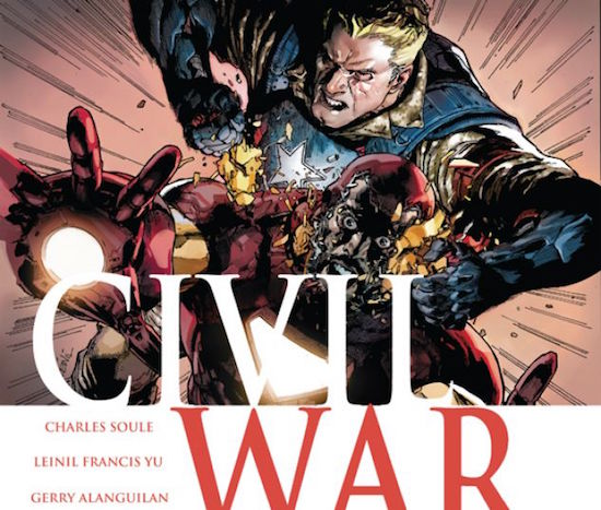 Marvel - Civil War