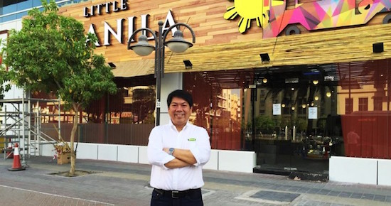 Pinoy Binalot fastfood expanding into Asian market