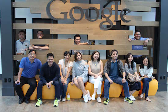 15 Pinoy technopreneurs train in Silicon Valley
