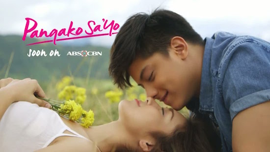 Pangako Sa 'Yo to air in French, Spanish