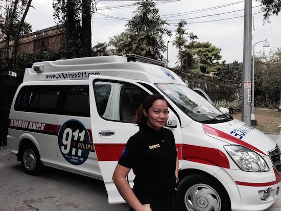 Pilipinas911: the business of saving lives