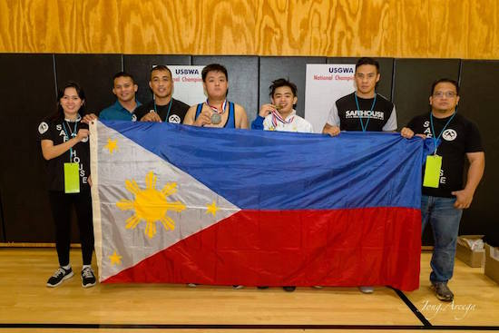 Pinoy teen wrestlers capture golds in US tourney