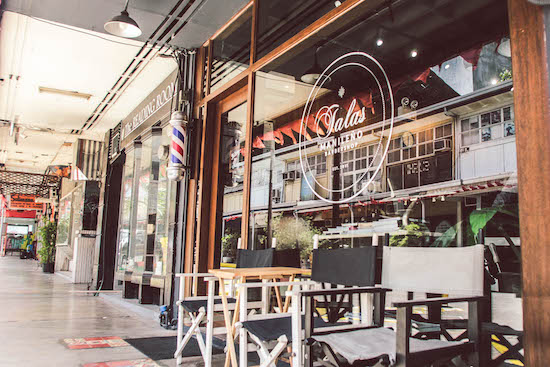 Jericho Rosales' concept barbershop never goes out of style