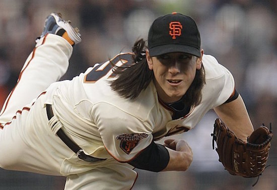 Cy Young winner Tim Lincecum joins LA Angels