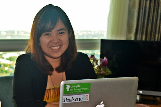 Pinay developer of dating service cited in Forbes list