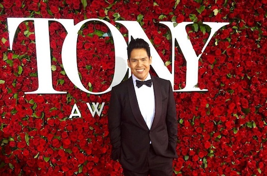 Filipino designer wins Broadway's Tony award