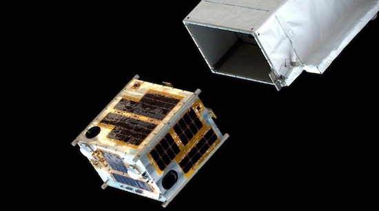 Diwata-1 microsat captures first images in space orbit