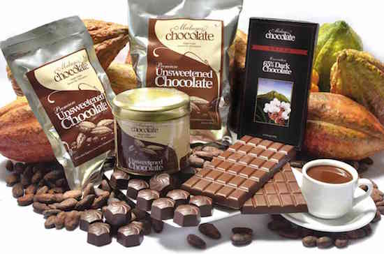 Davao-made Malagos chocolate triumphs in London