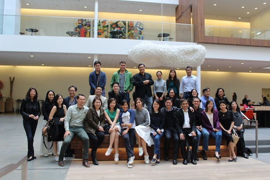 PLDT Smart SME Nation takes Bozz awardees to Silicon Valley for once-in-a-lifetime learning experience