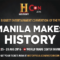 Manila to host History's 1st Asia convention