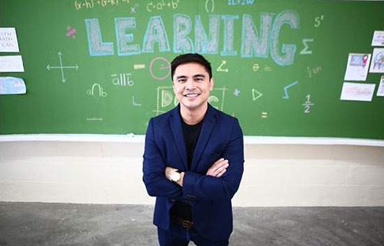 Marvin Agustin's Entreplab School teaches business success