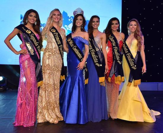 Jeslyn Santos wins Miss United Continents in Ecuador