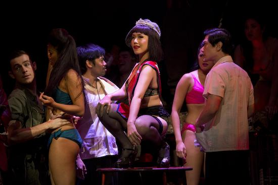Rachelle Ann Go joins Miss Saigon on Broadway