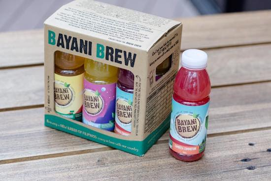 Bayani Brew: all-Filipino, all-nutritious organic holiday gifts