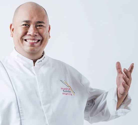 Chef Tatung wins Gourmand Cookbook Awards
