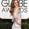 Barrymore, Roe wear Lhuillier gowns at Golden Globes