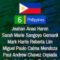 Six Filipinos chosen as Young Southeast Asian Leaders
