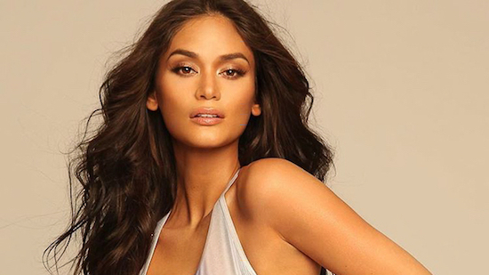 Pia Wurtzbach's last photoshoot as Miss Universe