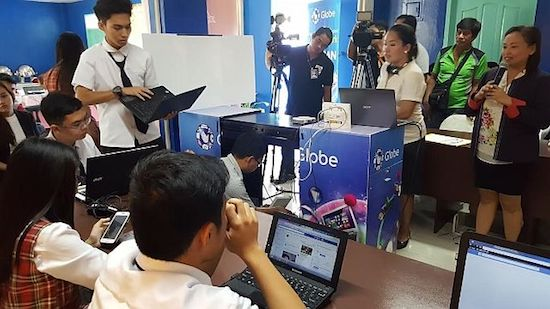 1k school teachers to be taught digital literacy skills by Globe