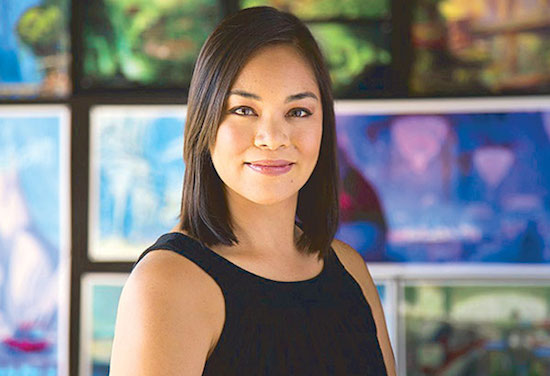 Zootopia cohead Josie Trinidad praised for good work