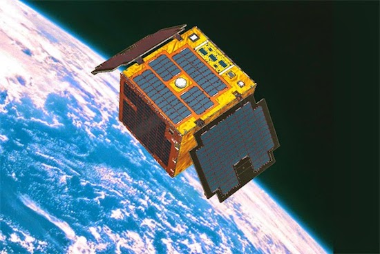 Diwata Micro Satellite