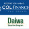 Top Japan brokerage invests P1.3B in COL Financial