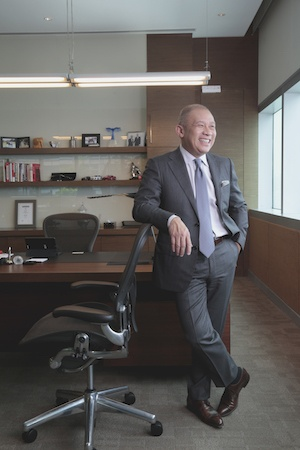 Globe's Ernest Cu hailed as country's Best CEO