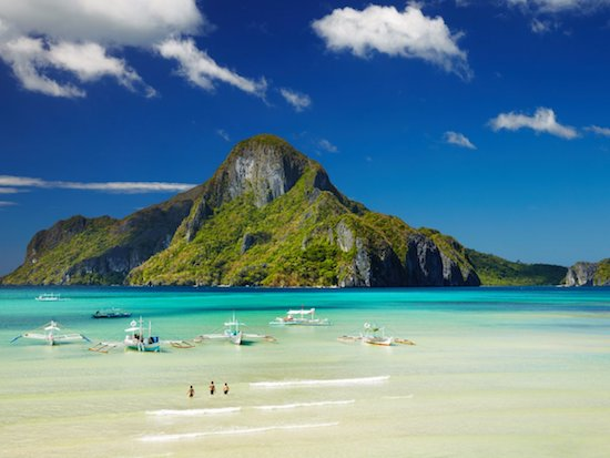 "El Nido in ""25 Beaches to See In Your Lifetime"" list"