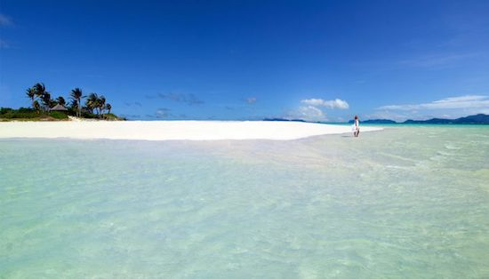Pamalican Island crowned world's best beach by Suitcase Mag
