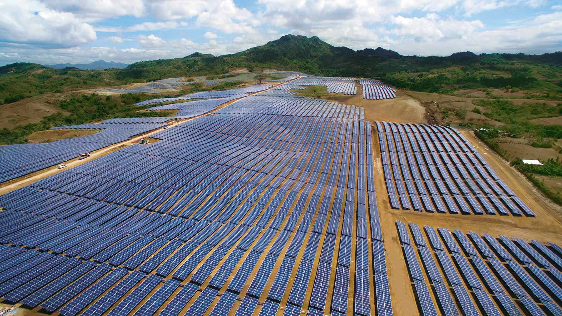 Ph teams up with china japan and singapore to ramp up for Solar ranch