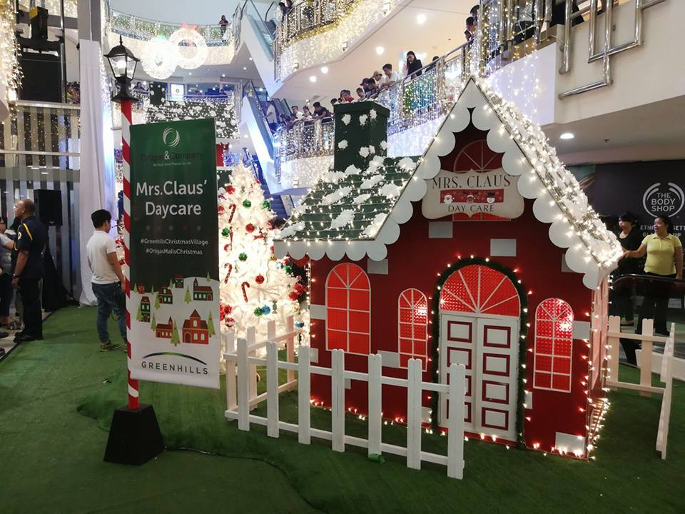 Greenhills Christmas Village