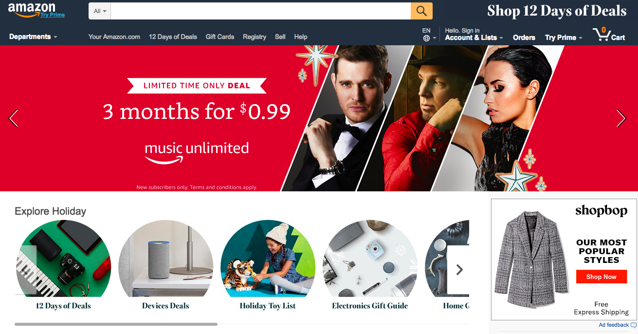 4 online shopping sites that ll save you from headaches for Good sites for online shopping